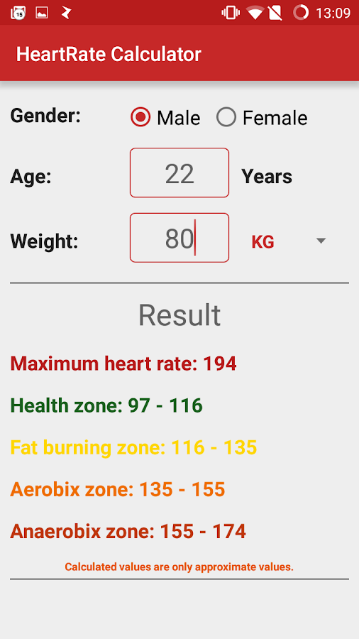 how to find maximum heart rate