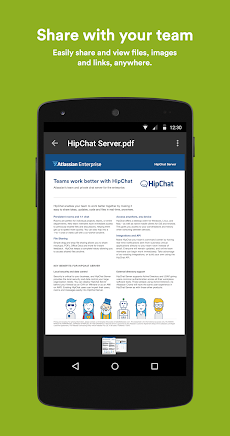HipChat - Chat Built for Teamsのおすすめ画像4
