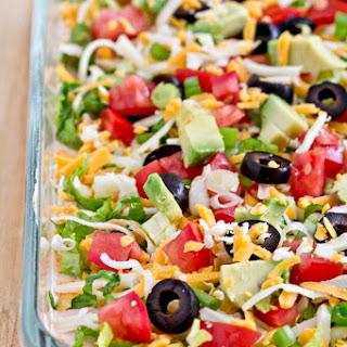 Avocado Cream Cheese Salsa Dip Recipes.