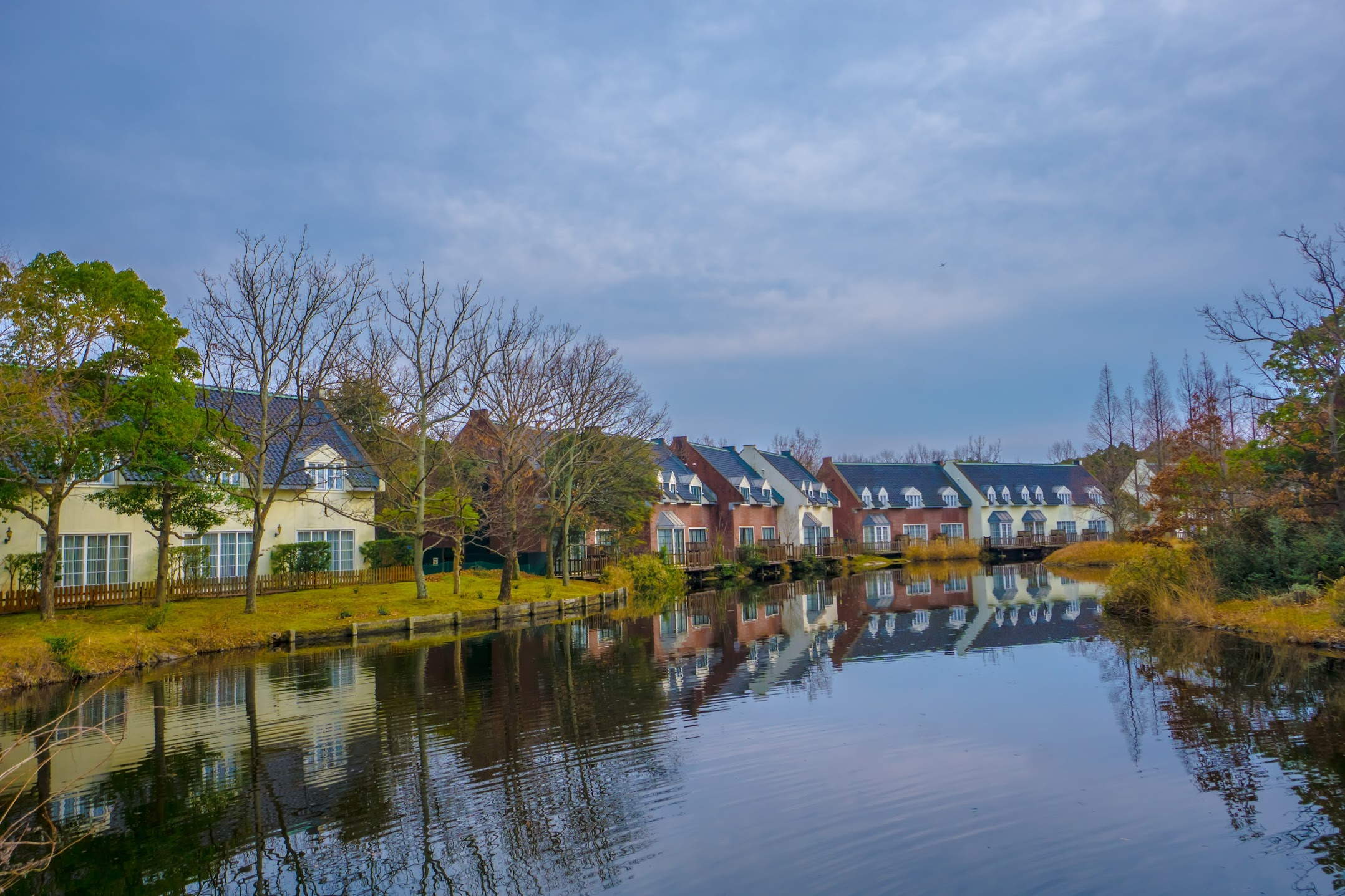 Huis Ten Bosch Forest Villa1