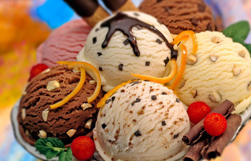 Ice Cream Candy Puzzle