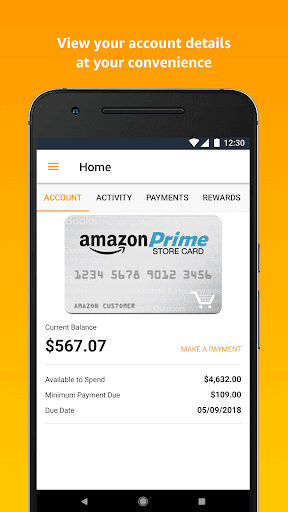 Amazon Store Card  screenshots 2