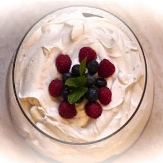Gluten Free Trifle ~ The Healthier Option