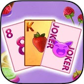Solitaire Candy Card Game Free