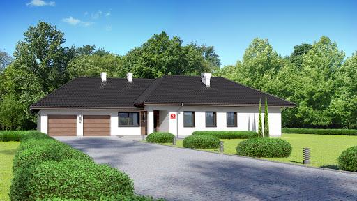projekt Dom przy Parkowej 2