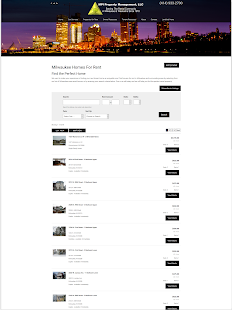 MPI Rentals- Milwaukee Rentals- screenshot thumbnail