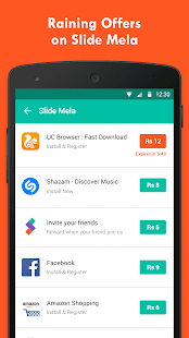 Slide - Earn Free Recharge!- screenshot thumbnail