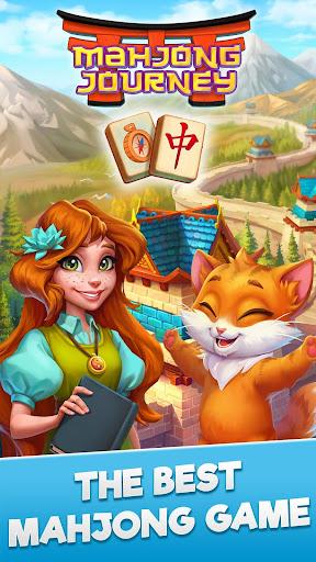 Mahjong Journey: A Tile Match Adventure Quest capturas de pantalla 5