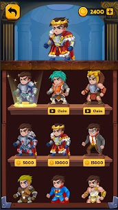 Rescue Hero: Pull the Pin Mod Apk 2.18 (Free Shopping) 4