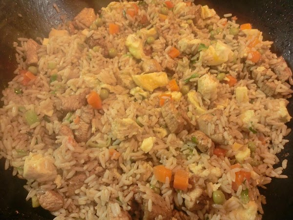 Simple Chicken Fried Rice Recipe