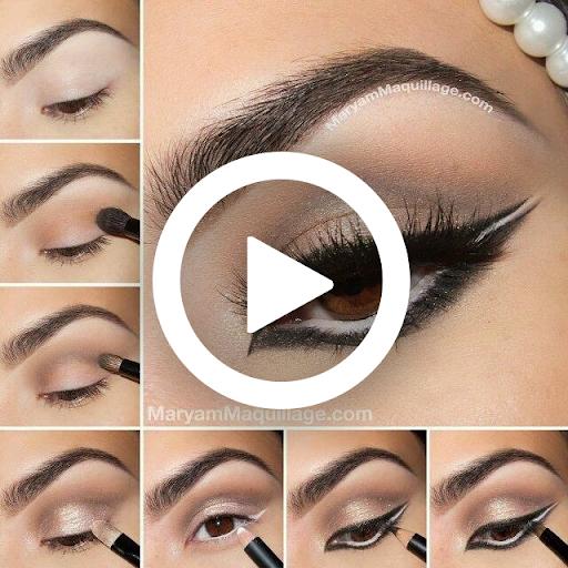Step By Step Eyes Makeup 3.1.3 screenshots 5