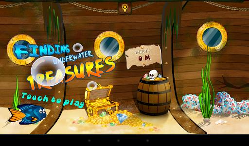 Finding Underwater Treasures screenshot 14