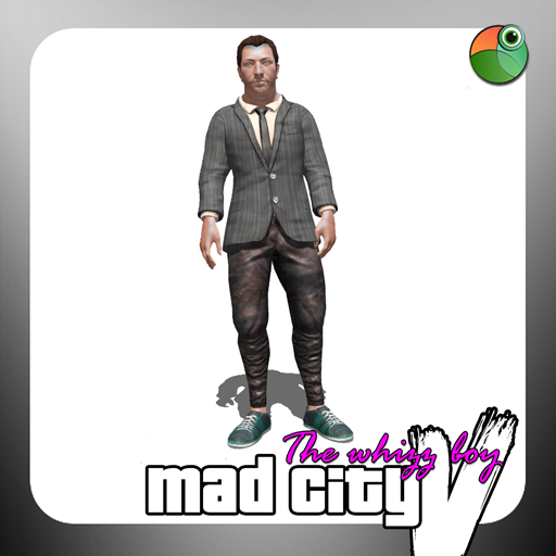 Mad City The Whizz Boy (With Trucks missions)