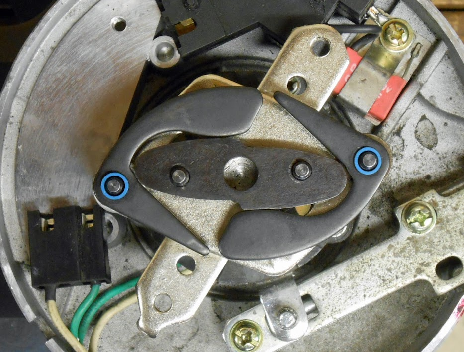 """GM"""" Style HEI - Aftermarket Weights and Centerplates - Team"""