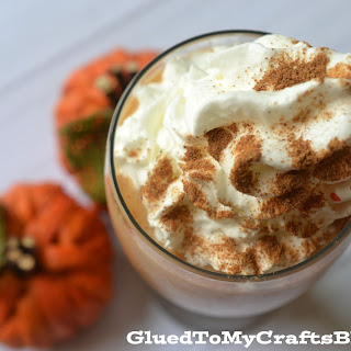 Banana Pumpkin Smoothie –