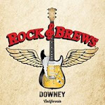 Logo for Rock & Brews - Downey