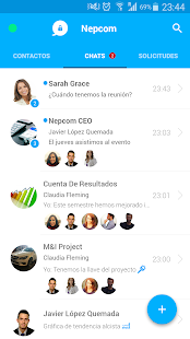 Nepcom - Corporate Chat- screenshot thumbnail