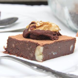 Raw Afghan Brownie [Vegan, Gluten-Free] Recipe
