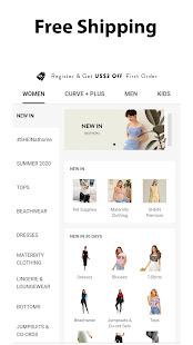 SHEIN Women's Fashion Shopping Clothes
