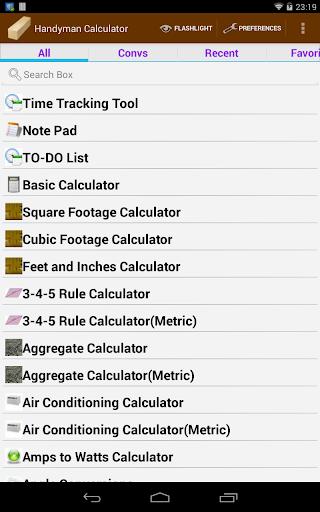 Handyman calculator pro v2. 4. 5 apk mod apps dzapk.