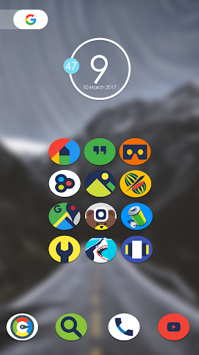 Dinvo - Icon Pack 이미지[1]