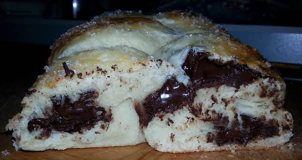 This Chocolate Bread Indescribable.  Just Make It.