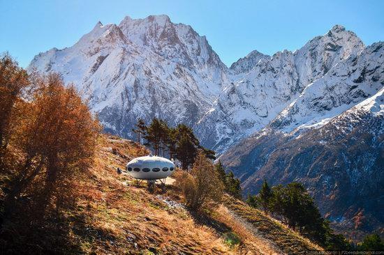 Dombay resort, Karachay-Cherkessia, Russia, photo 9