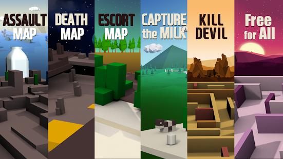 MilkChoco - Online FPS - náhled