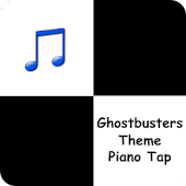 Piano Tap - Ghostbusters Theme