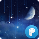 Night Star Launcher Theme icon