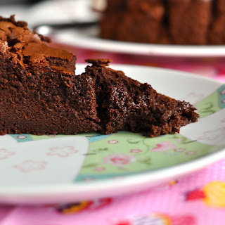 Chocolate And Rum Mousse Cake