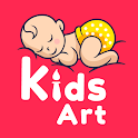 Kids Art Editor - Draw,Color,Paint icon