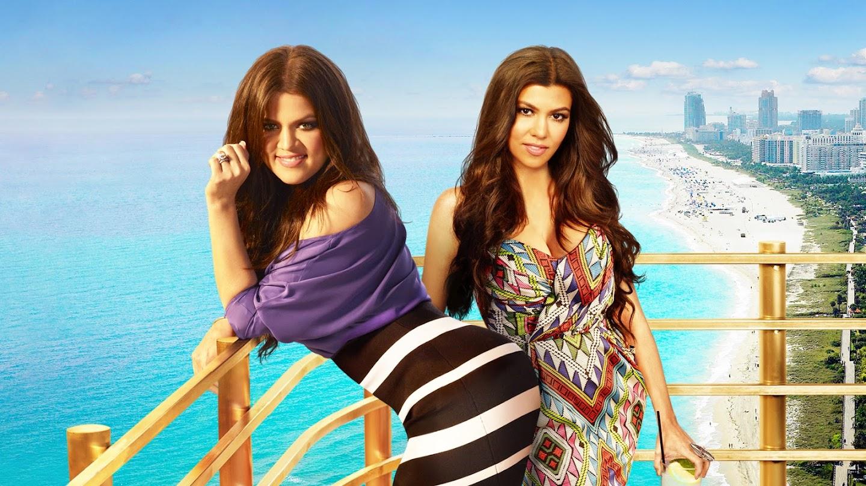 Watch Kourtney & Kim Take Miami live