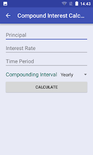 Everyday Calculator Pro Screenshot