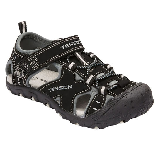 Tenson Teyah Sandal Junior Black Stl: 31