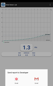 Wind Meter Lab screenshot 8