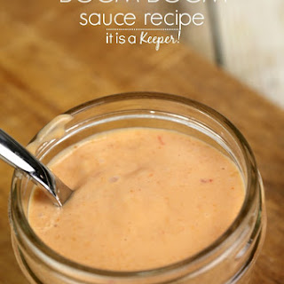 Sauce Boom Boom Recipes