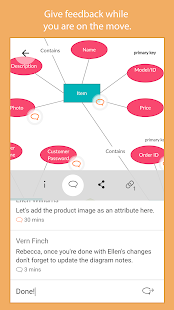 Creately: Diagrams & Templates- screenshot thumbnail