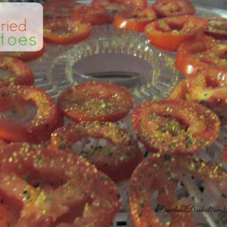 Easy Sun Dried Tomatoes