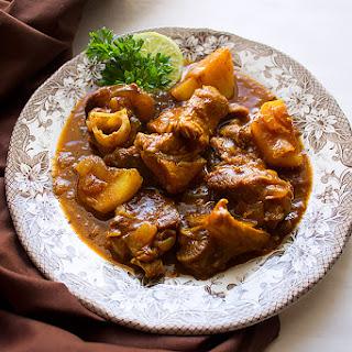 Arabian Lamb Stew
