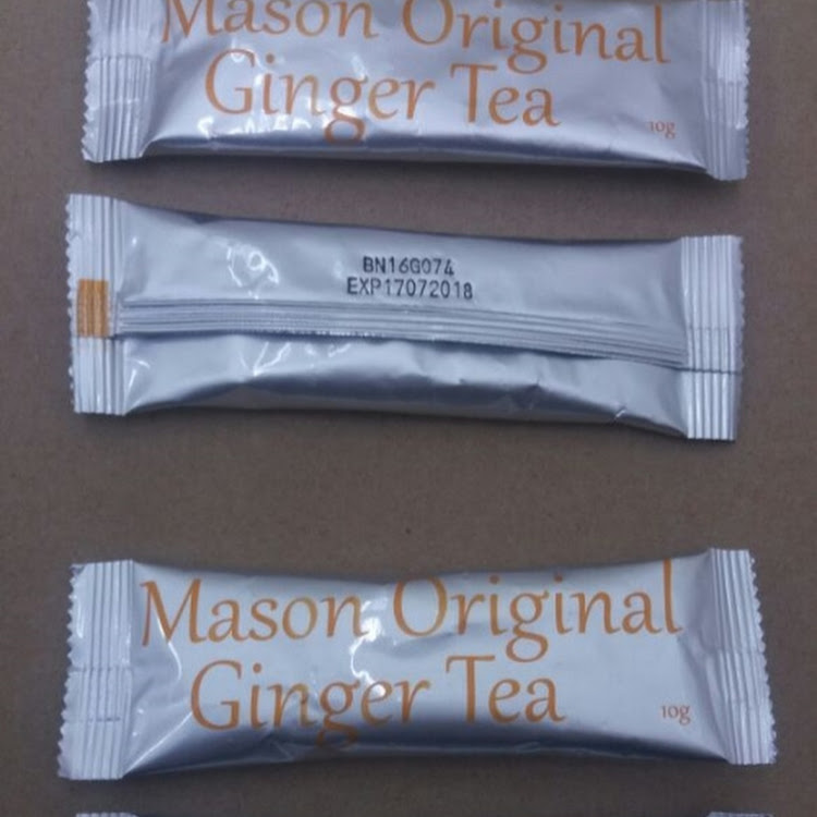 Mason Original Ginger Tea (100g)