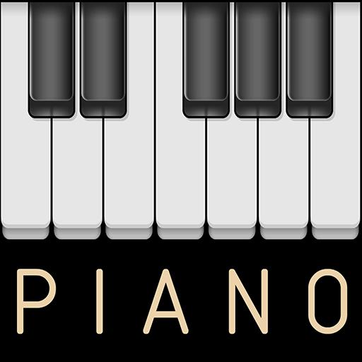 Master Piano keyboard