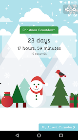 Christmas Countdown (with Advent Calendar) Apk Download Free for PC, smart TV