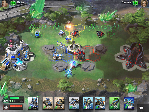Command & Conquer: Rivals™ PVP - screenshot
