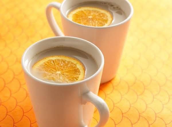 Orange Ginger Green Tea Recipe