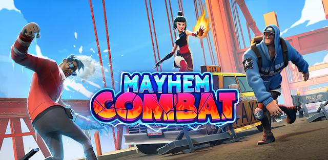 Mayhem Combat - Jogo de Luta
