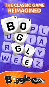 Boggle With Friends: Word Game MOD APK 16.02 [Free Boost] 1