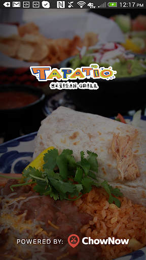 tapatio mexican grill screenshot 1