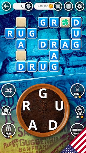 Garden of Words - Word game screenshot 11