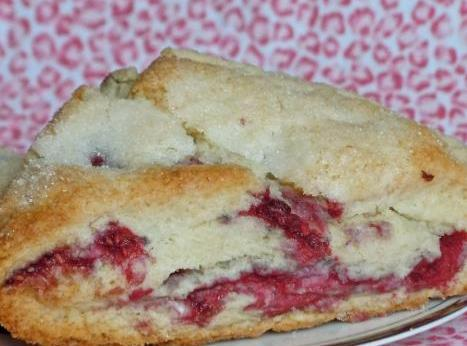 Rolled-out Scones Recipe